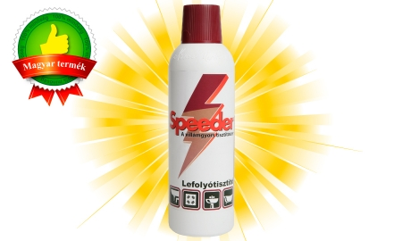 Speeder drain cleaner gel