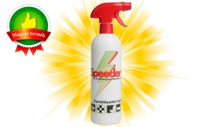 Speeder antiseptic foam